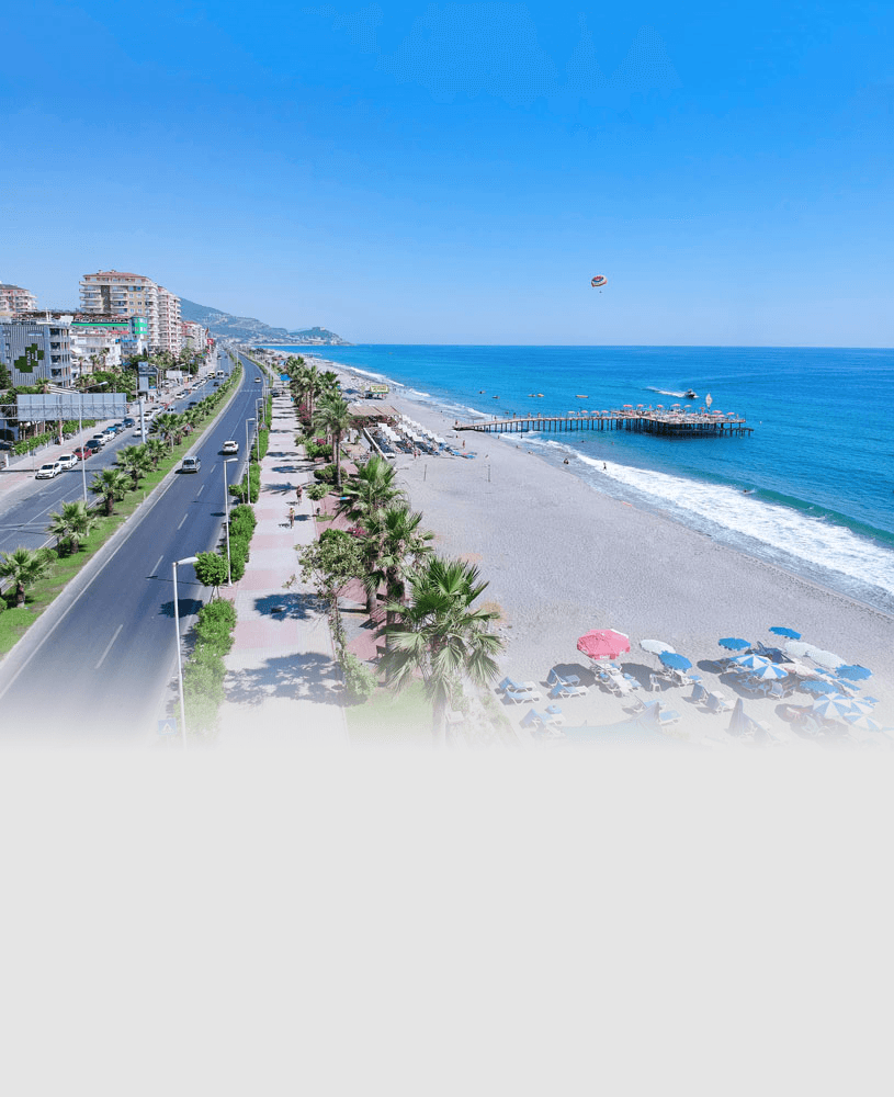 Properties in Alanya Houses Apartment