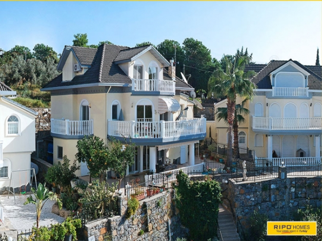 Properties in Alanya/Mahmutlar for sale Ripo code:1289-3-P