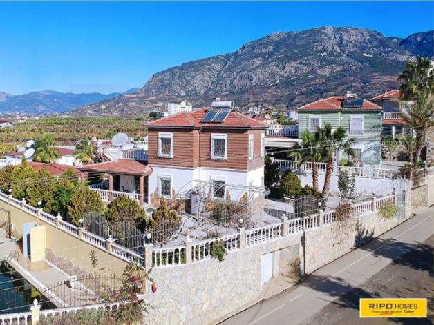 Properties in Alanya/Mahmutlar for sale Ripo code: 1015-4-P