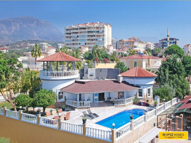 Properties in Alanya/Mahmutlar for sale Ripo code: 1015-14-P