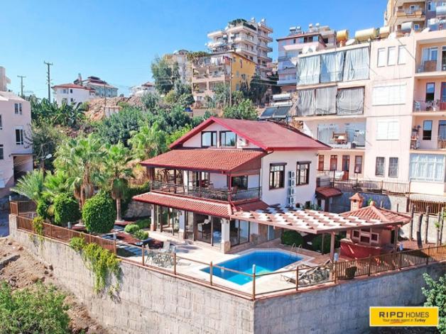 Properties in Alanya/Alanya for sale Ripo code:1216-P
