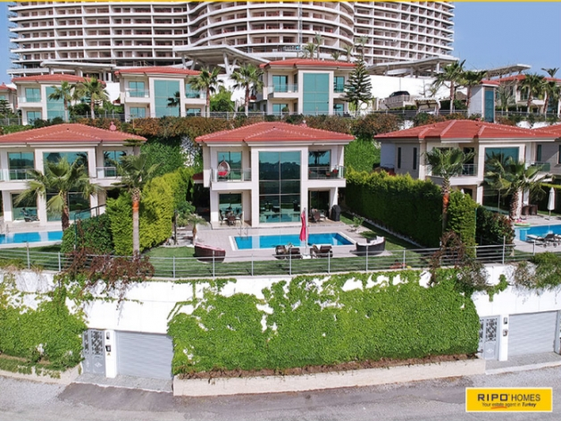 Properties in Alanya/Kargicak for sale Ripo code: 1051-L1-4-P