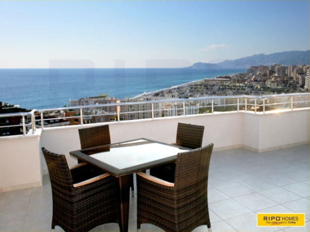 Properties in Alanya/Tosmur for sale Ripo code: 1031