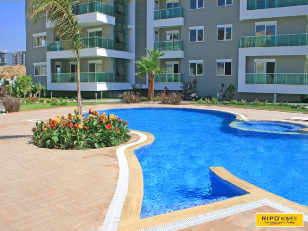 Properties in Alanya/Mahmutlar for sale Ripo code: 1172