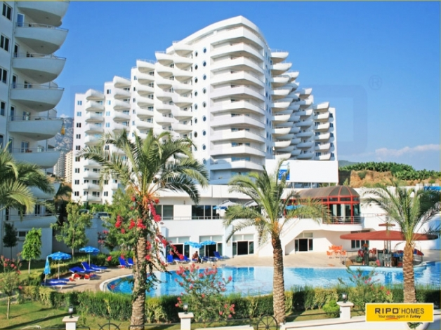 Properties in Alanya/Mahmutlar for sale Ripo code: 1010