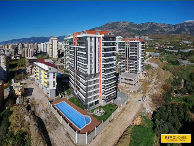 Properties in Alanya/Mahmutlar for sale Ripo code: 1253