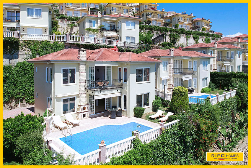 Properties in Alanya/Kargicak / Alanya for sale Ripo code:1030-185-2-P