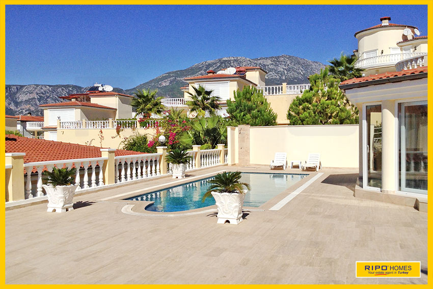 Properties in Alanya/Kargicak for sale Ripo code:1134-L1-9-P