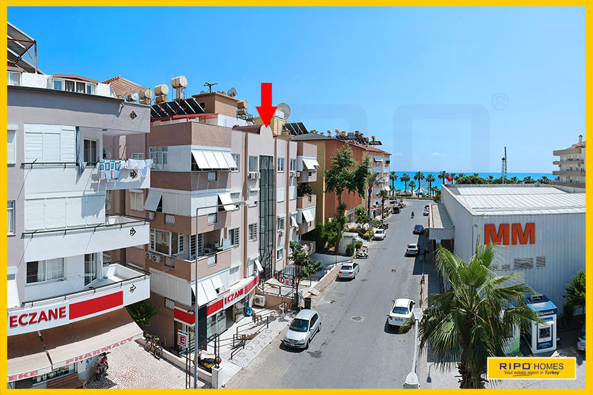 Properties in Alanya/Alanya for sale Ripo code:1303-16-P