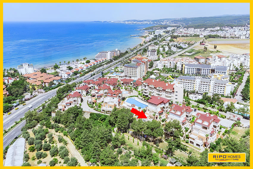 Properties in Alanya/Turkler / Alanya for sale Ripo code:1295-3-2-P