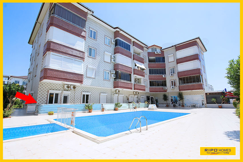 Properties in Alanya/Oba / Alanya for sale Ripo code:1307-B4-P