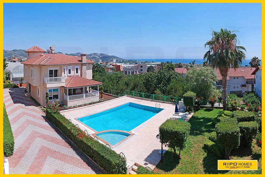 Properties in Alanya/Demirtas / Alanya for sale Ripo code:1040-4-P