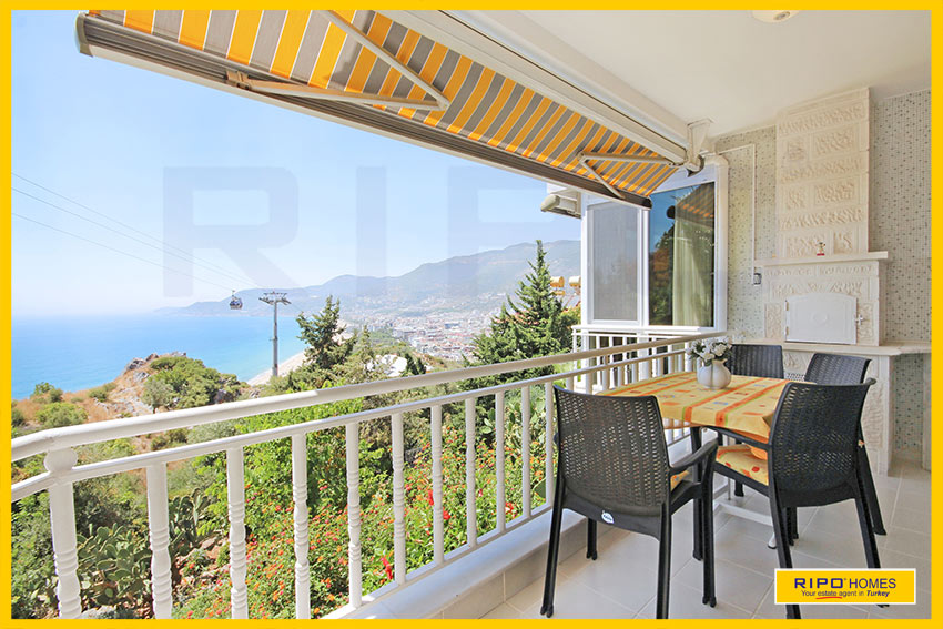 Properties in Alanya/Alanya for sale Ripo code:1281-B1-P
