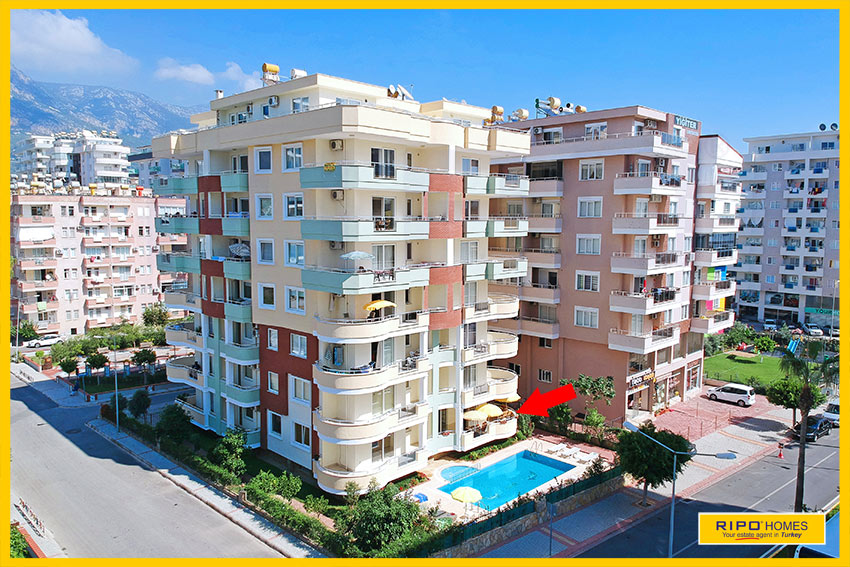Properties in Alanya/Mahmutlar / Alanya for sale Ripo code:1285-1-P