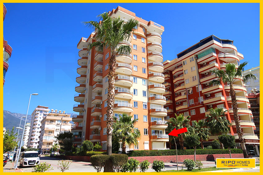 Properties in Alanya/Mahmutlar / Alanya for sale Ripo code:1115-4-P
