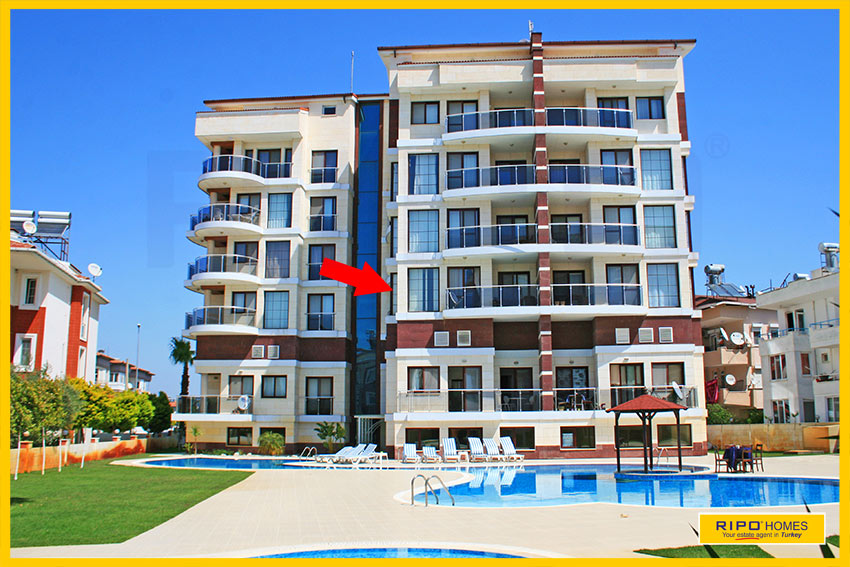 Properties in Alanya/Belek for sale Ripo code:1144-B5-P