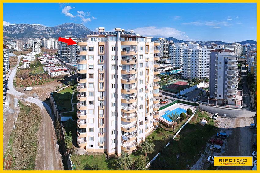 Properties in Alanya/Mahmutlar / Alanya for sale Ripo code:1047-33-P