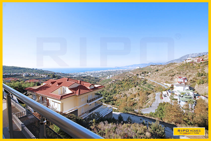 Properties in Alanya/Kargicak / Alanya for sale Ripo code:1291-B2-P