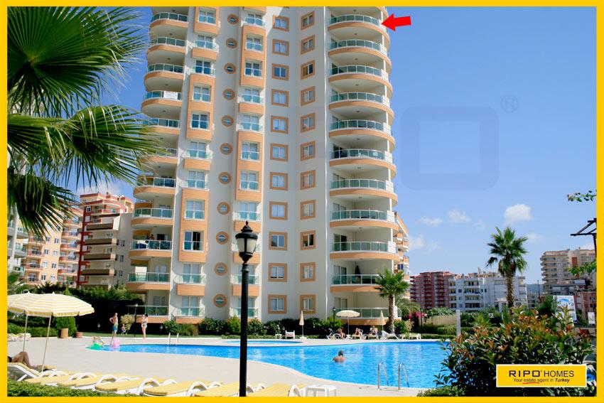 Properties in Alanya/Mahmutlar / Alanya for sale Ripo code:1012-B43-P