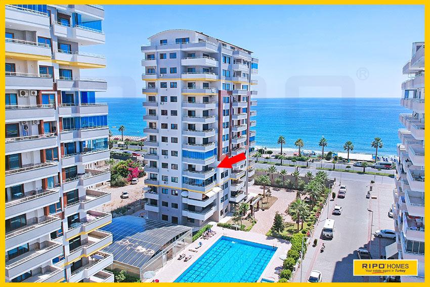 Properties in Alanya/Mahmutlar / Alanya for sale Ripo code:1275-C14-P