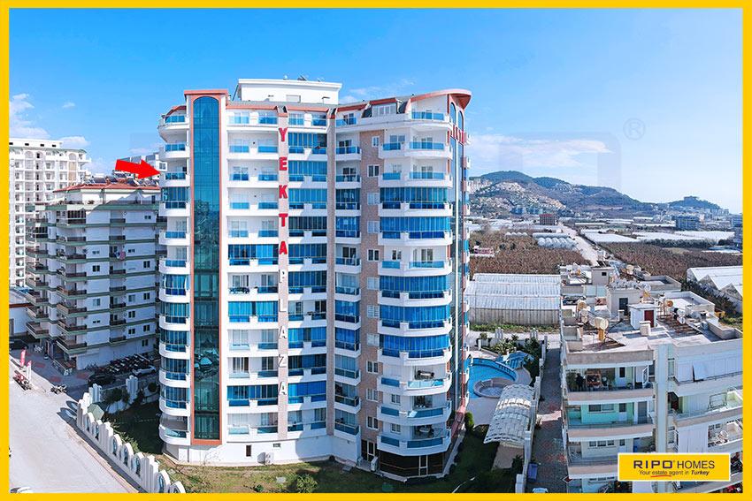 Properties in Alanya/Mahmutlar / Alanya for sale Ripo code:1298-73-P