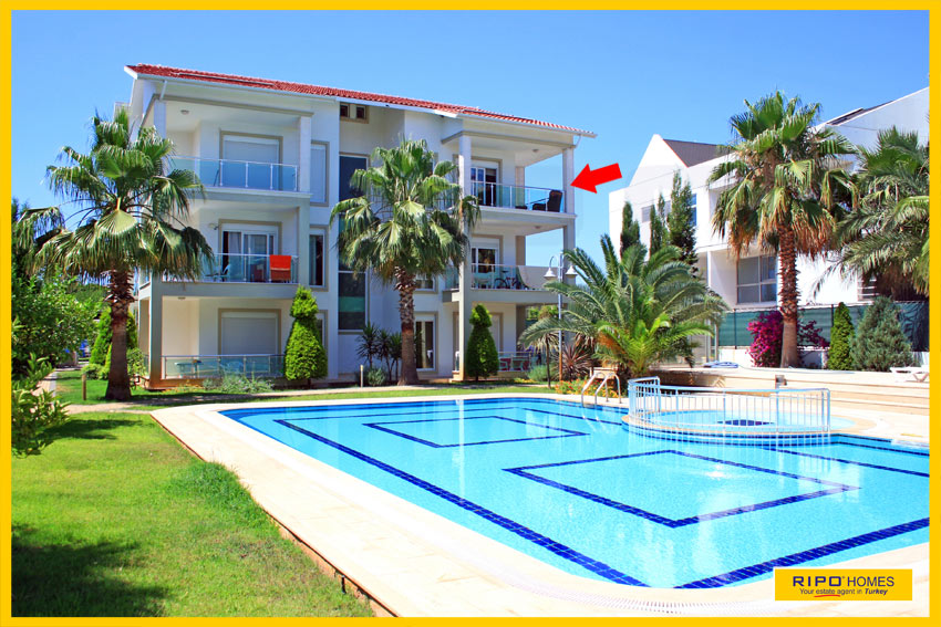 Properties in Alanya/Belek for sale Ripo code:1171-C5-P