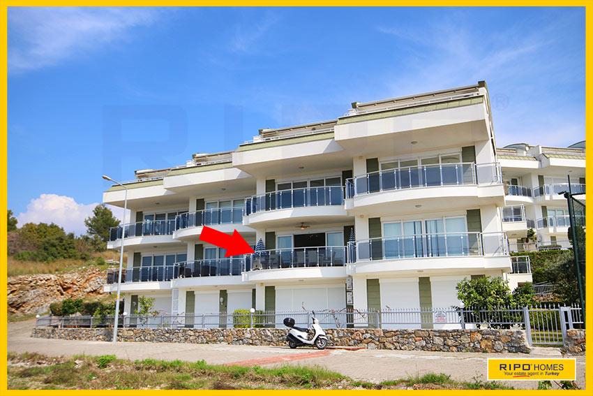 Properties in Alanya/Konakli / Alanya for sale Ripo code:1203-G3-P