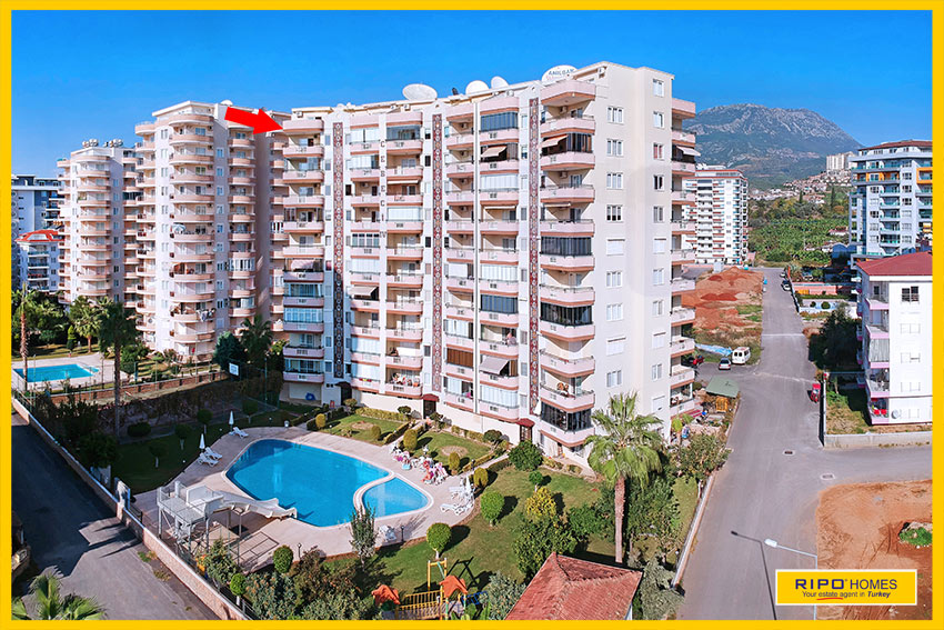 Properties in Alanya/Mahmutlar / Alanya for sale Ripo code:1286-A19-P