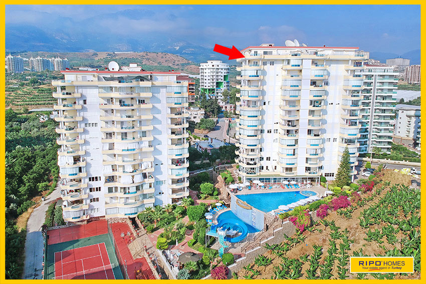 Properties in Alanya/Mahmutlar / Alanya for sale Ripo code:1273-B24-P