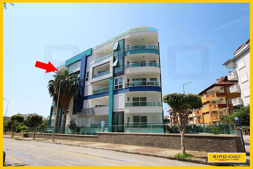 Properties in Alanya/Oba / Alanya for sale Ripo code:1117-29-30-31-P