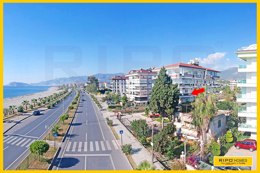 Properties in Alanya/Kestel / Alanya for sale Ripo code:1244-7-P