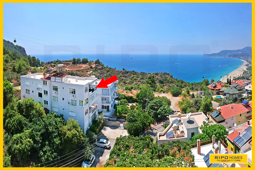 Properties in Alanya/Alanya for sale Ripo code:1232-7-P