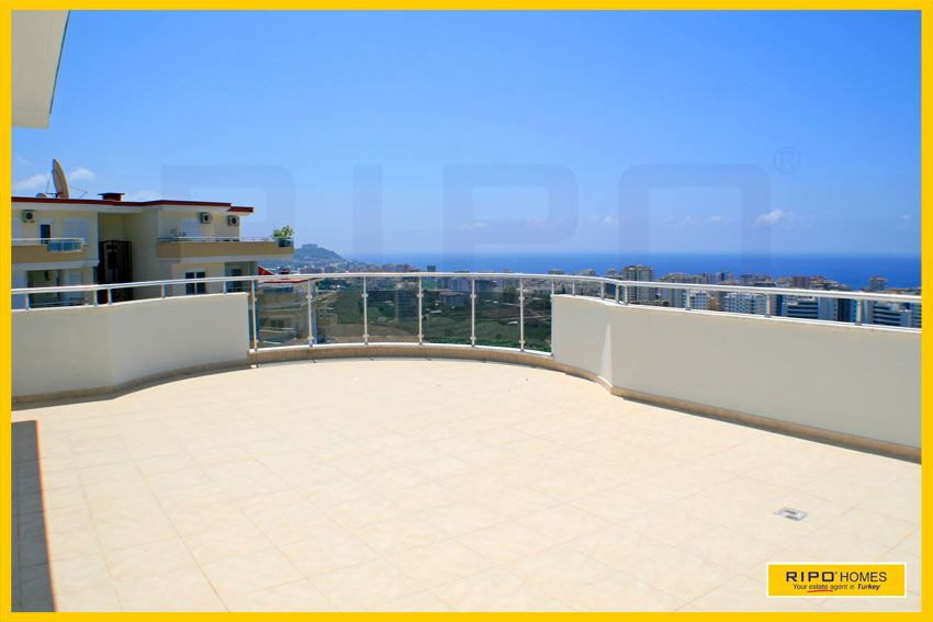 Properties in Alanya/Mahmutlar / Alanya for sale Ripo code:1064-B30-P