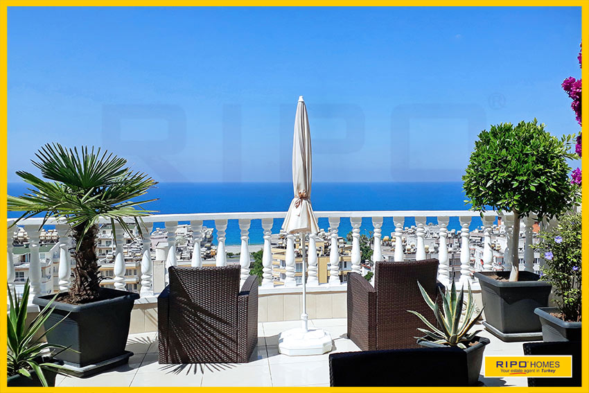 Properties in Alanya/Mahmutlar / Alanya for sale Ripo code:1282-B20-P