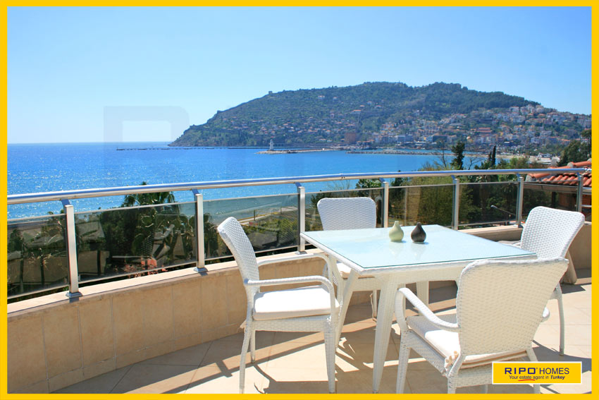 Properties in Alanya/Alanya for sale Ripo code:1161-8-P
