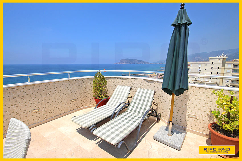 Properties in Alanya/Tosmur / Alanya for sale Ripo code:1231-45-P