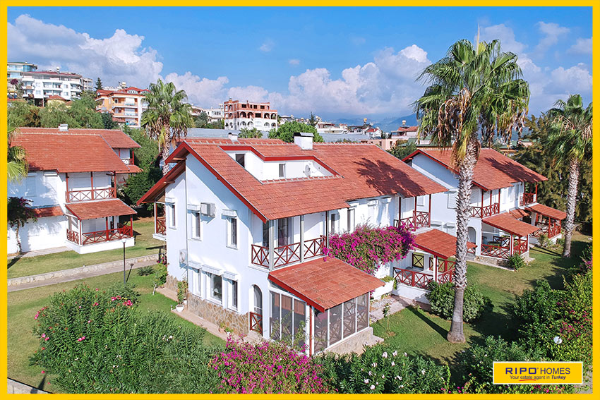 Properties in Alanya/Demirtas / Alanya for sale Ripo code:1220-27-P