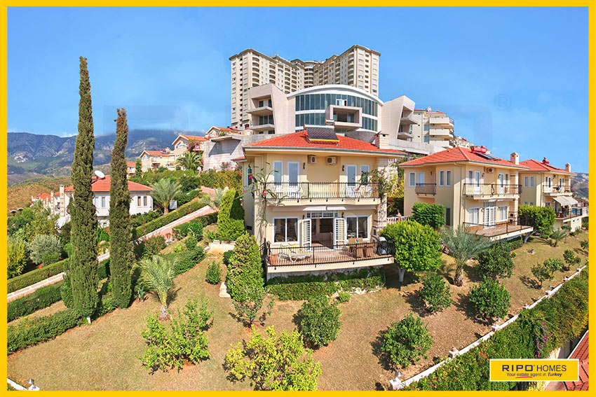 Properties in Alanya/Kargicak / Alanya for sale Ripo code:1030-186-1-P