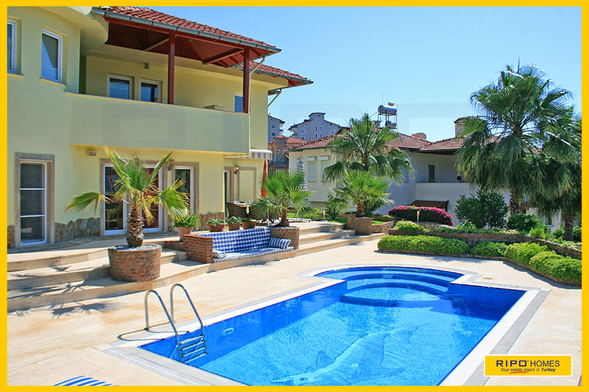 Properties in Alanya/Oba / Alanya east for sale Ripo code:1195-4-P