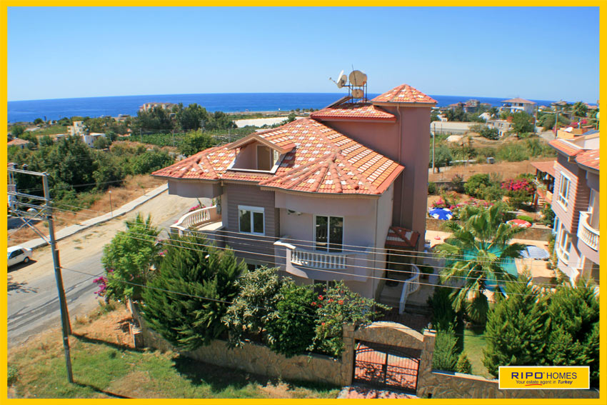 Properties in Alanya/Demirtas / Alanya for sale Ripo code:1116-A-P