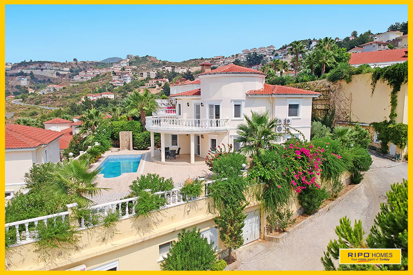 Properties in Alanya/Kargicak / Alanya for sale Ripo code:1236-13-P