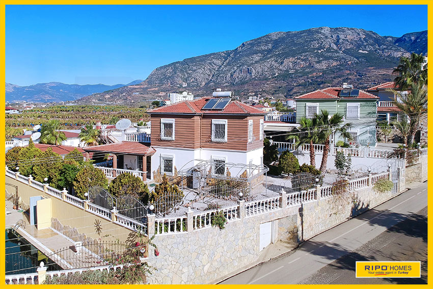 Properties in Alanya/Mahmutlar / Alanya for sale Ripo code:1015-4-P