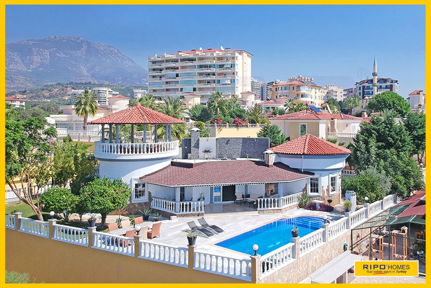 Properties in Alanya/Mahmutlar / Alanya for sale Ripo code:1015-14-P