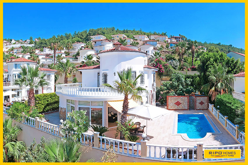Properties in Alanya/Kargicak / Alanya for sale Ripo code:1236-16-P