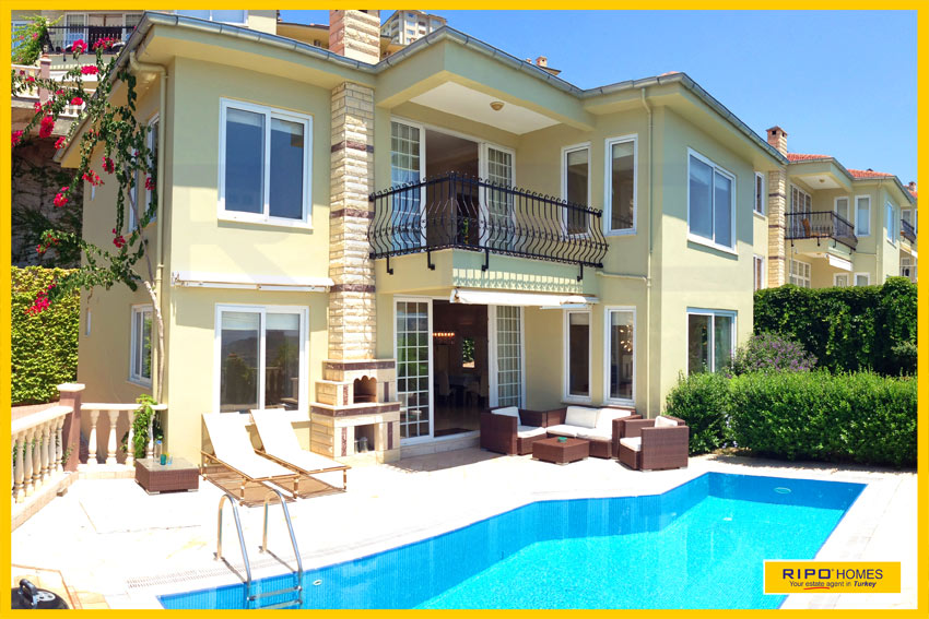 Properties in Alanya/Kargicak / Alanya for sale Ripo code:1030-185-1-P