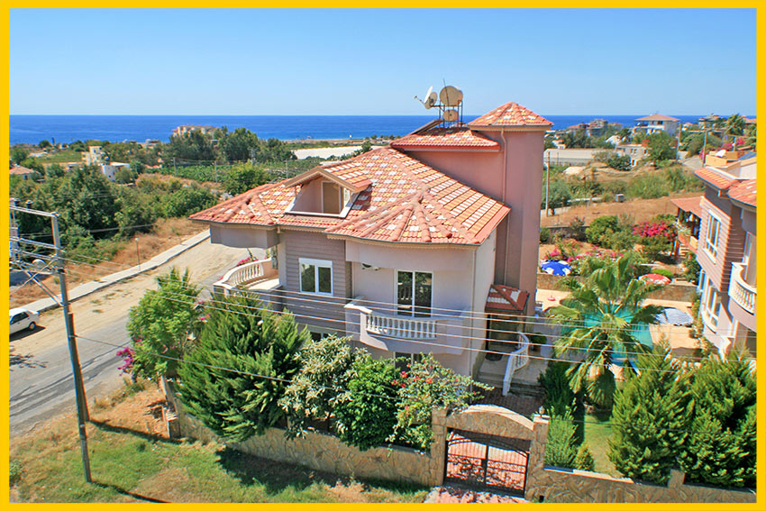 Properties in Alanya/Demirtas / Alanya for sale Ripo code:1116-A-P