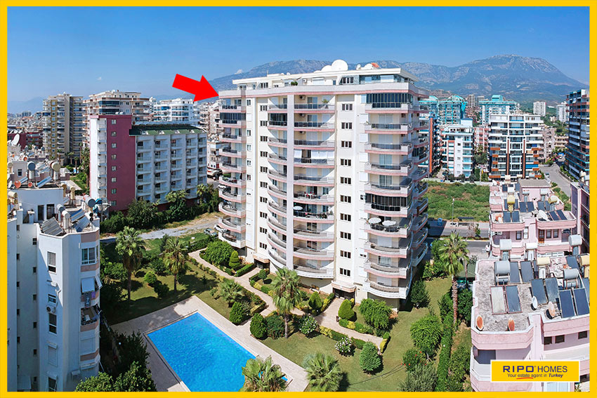 Properties in Alanya/Mahmutlar / Alanya for sale Ripo code:1316-A1-20-P