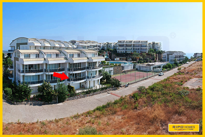 Properties in Alanya/Konakli / Alanya for sale Ripo code:1203-G3-P