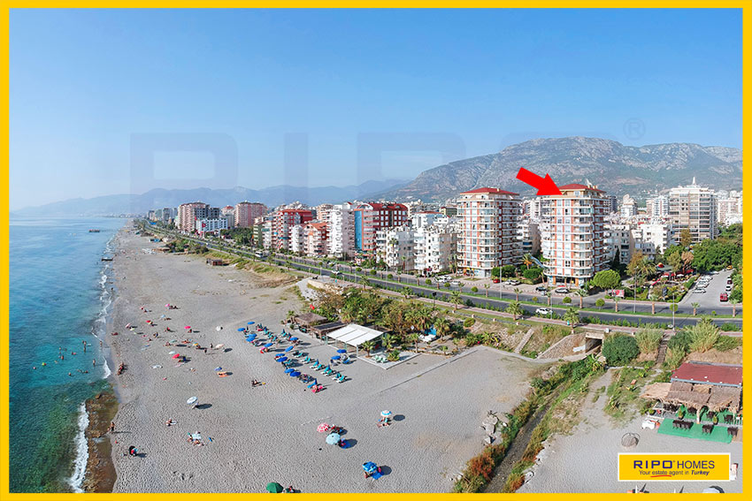 Properties in Alanya/Mahmutlar / Alanya for sale Ripo code:1162-B27-P