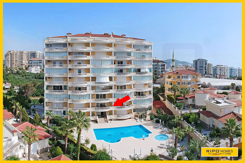 Properties in Alanya/Mahmutlar / Alanya for sale Ripo code:1320-7-P